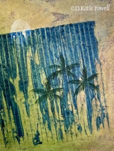 W THREE PALM RAIN DKP