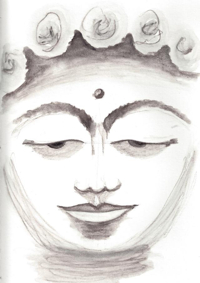 2014 2 I WAS SICK BUDDHA FACES 30