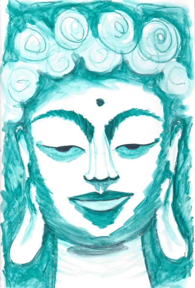 2014 2 I WAS SICK BUDDHA FACES 33