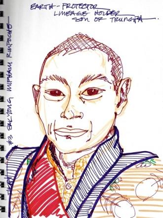 3 sakyong rinpoche