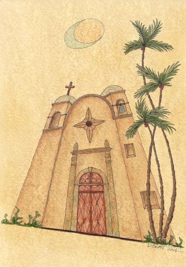 W14 1 Carmel Mission 11