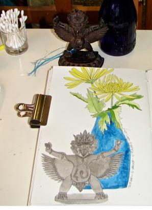 W14 2 Sketch Garuda 2