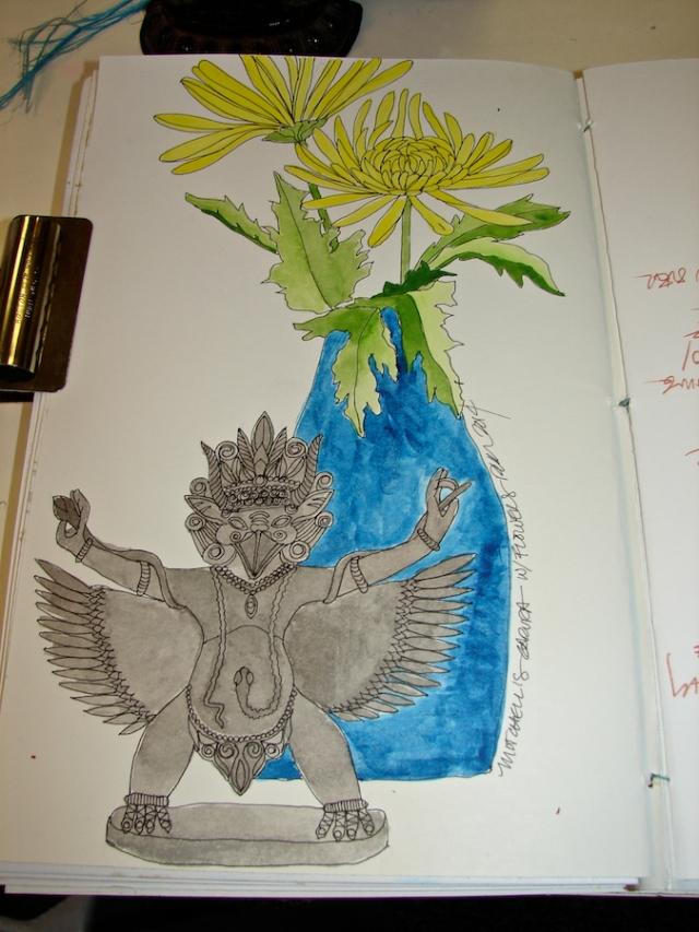 W14 2 Sketch Garuda 3