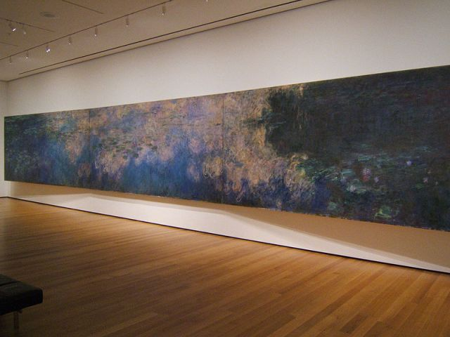 800px-WLA_moma_Claude_Monet_Reflections_of_Clouds_on_the_Water-Lily_Pond