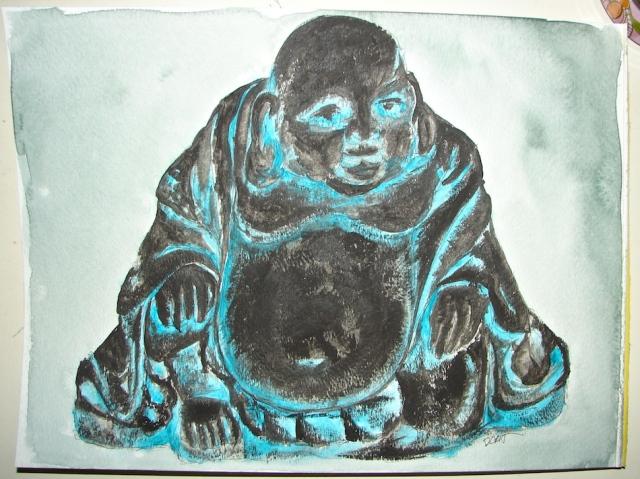 W14 4 19 GARDEN BUDDHA 6