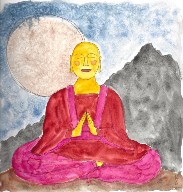 W14 6 17 Buddha Sitting _2