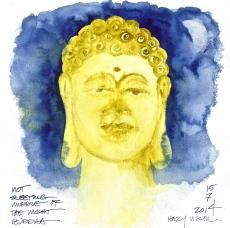W14 7 15 HAZY VISION BUDDHA