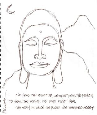 W14 7 30 Buddha Head 300dpi