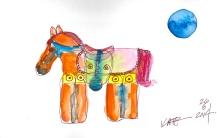 2014 8 27 Mitchell's Toy Horse