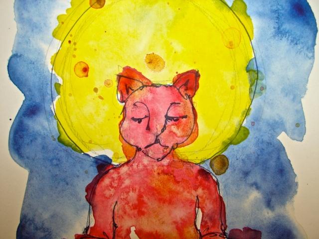 W15 2 8 ZAZEN CAT RED 4