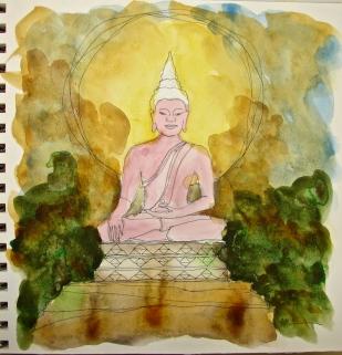 W15 3 4 THAI BUDDHA 003