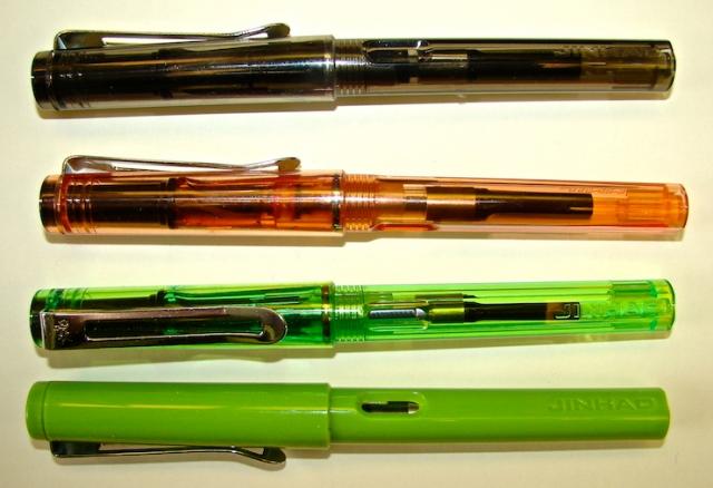 jinhao pens