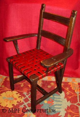 w06 chair #3 strap mpfc