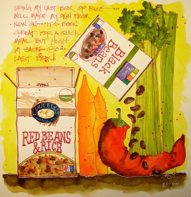 W16 3 15 Rice Beans Recipe 1