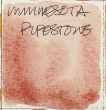 MINNESOTA PIPESTONE