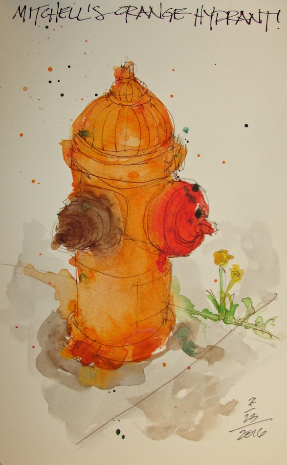 W16 7 28 PENTALIC ORANGE HYDRANT 01