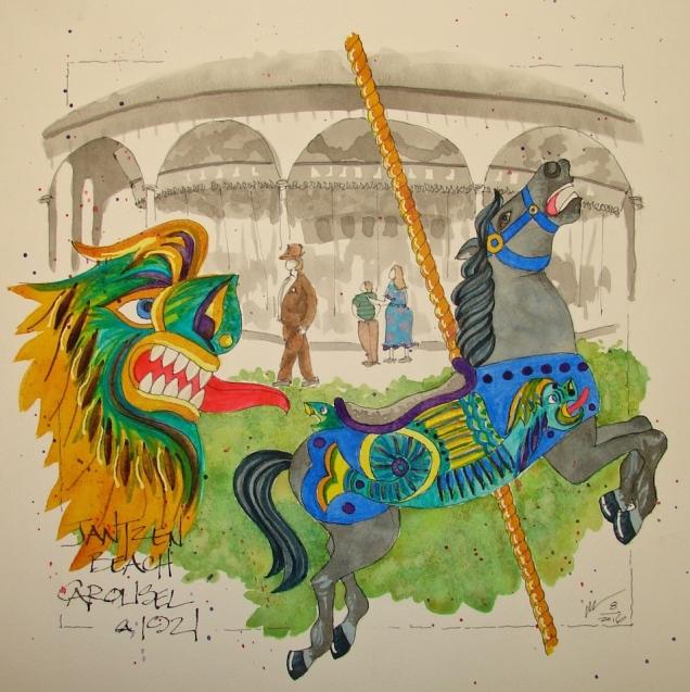 W16 8 25 RO Jantzen Carousel Chinese 058