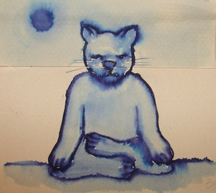 W16 8 30 SKETCHPACK CAT BUDDHA 001