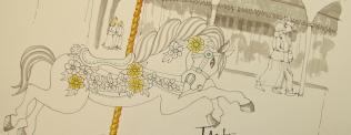 W16 8 RO Jantzen Carousel Floral 016