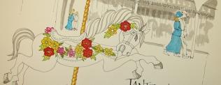 W16 8 RO Jantzen Carousel Floral 020