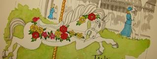 W16 8 RO Jantzen Carousel Floral 029