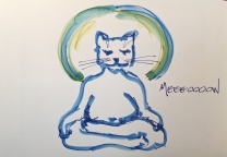 W17 4 24 NOST MEDITATING CAT 01