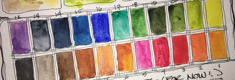 Tools: BIG Changes in My Travel Palette