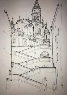 W18 3 18 VSW Basilique Saint Michel Arch-7432