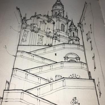 W18 3 18 VSW Basilique Saint Michel Arch-7436 SQ