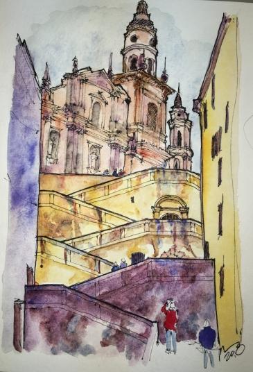 W18 3 18 VSW Basilique Saint Michel Arch-7459