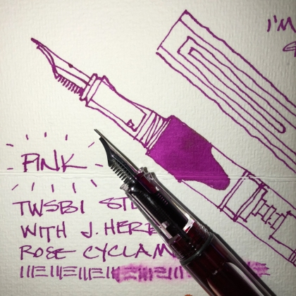 W18 8 SKETCHPACK PEN WITH PENS-2496