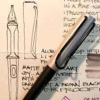 W18 8 SKETCHPACK PEN WITH PENS-2541