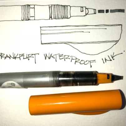 W18 8 SKETCHPACK PEN WITH PENS SQ-2709