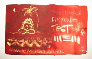 W16 10 6 PENTALIC ANCIENT COPPER INK BLEACH 02