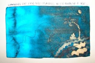 W16 10 6 PENTALIC GREEN INK BLEACH 01
