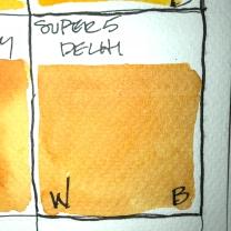 W18 9 12 JOURNAL INK ORANGE-YELLOW-3884