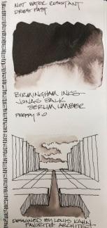 W19 INK BIRMINGHAM SERUM UMBER-4462