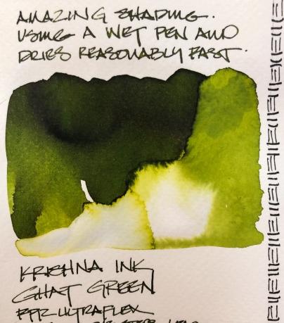 W19 INK KRISHNA GHAT GREEN-4456