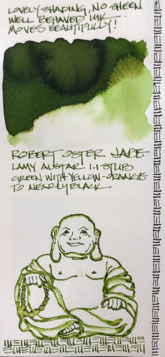 W19 INK ROBERT OSTER JADE-4475