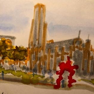 W19 6 1 NOST VSW Église Saint Germain l'Auxerrois-4639