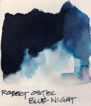 W19 9 INK ROBERT OSTER BLUE NIGHT-7104