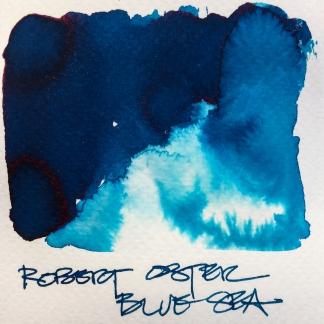W19 9 INK ROBERT OSTER BLUE SEA-7116