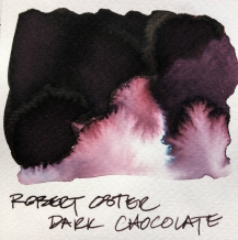 W19 9 INK ROBERT OSTER DARK CHOCOLATE-7032