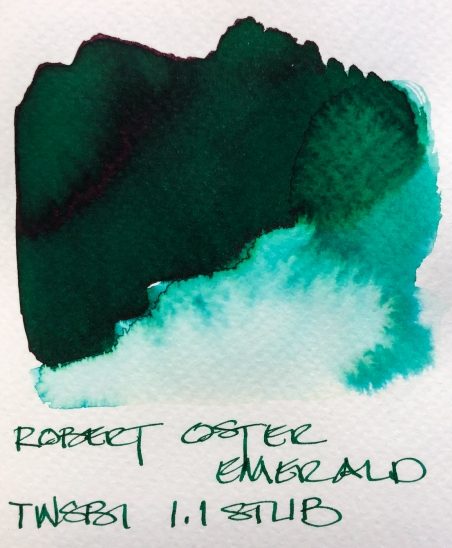W19 9 INK ROBERT OSTER EMERALD-7090