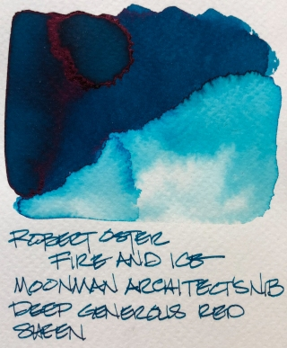 W19 9 INK ROBERT OSTER FIRE AND ICE-7126