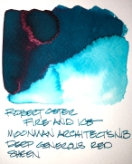W19 9 INK ROBERT OSTER FIRE AND ICE-7128