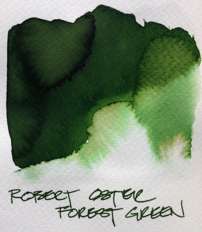 W19 9 INK ROBERT OSTER FOREST GREEN-7092