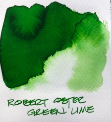 W19 9 INK ROBERT OSTER GREEN LIME-7084