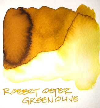 W19 9 INK ROBERT OSTER GREEN OLIVE-7078