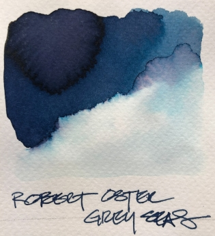 W19 9 INK ROBERT OSTER GREY SEAS-7112